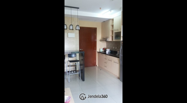 Kitchen Thamrin Residence Apartment