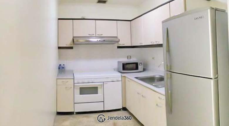 kitchen Apartemen Apartemen Ambassador 1