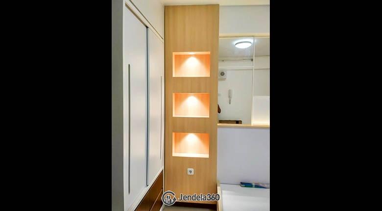 kitchen Bassura City Apartment Apartment