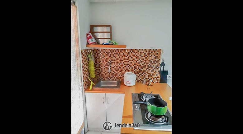 kitchen Kalibata City Apartment Apartment