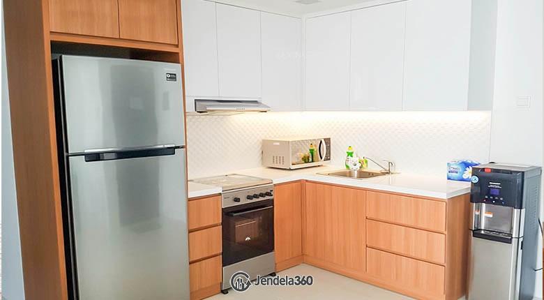 kitchen Lexington Residences Apartment