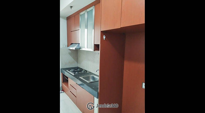 kitchen Mediterania Marina Ancol Apartment Apartment