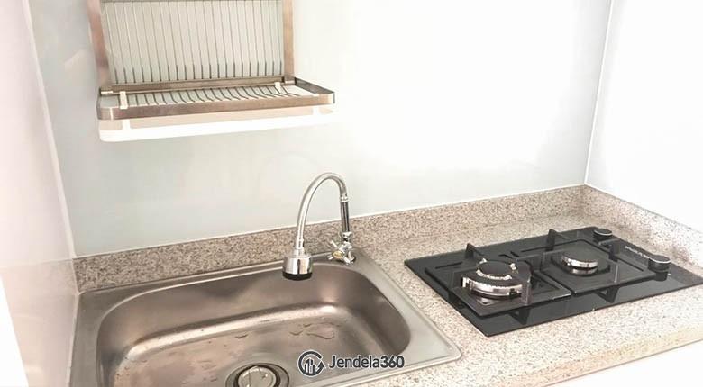 kitchen Apartemen Kota Ayodhya Apartment