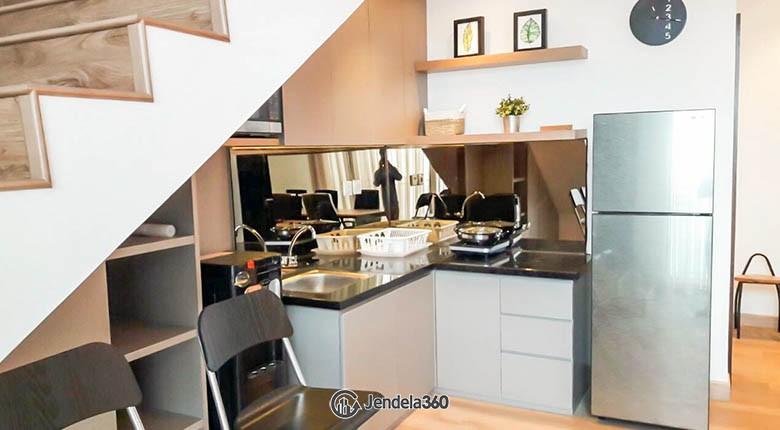 kitchen Apartemen Neo Soho Residence