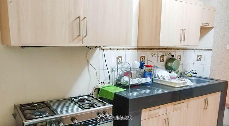 kitchen Apartemen Ambassador 2 Apartment