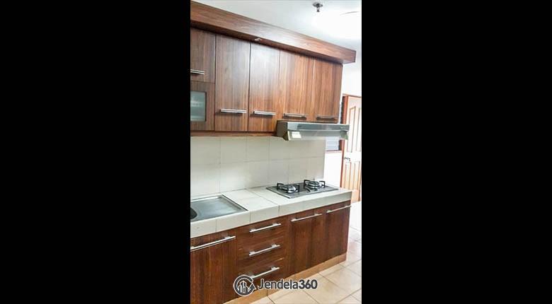 kitchen Mediterania Lagoon Residences Apartment