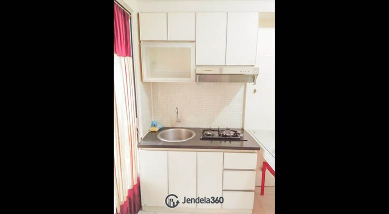 kitchen Kalibata City Apartment