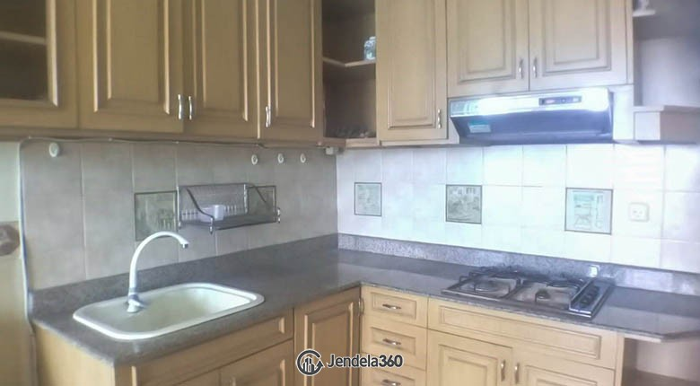 kitchen Apartemen Permata Eksekutif Apartment
