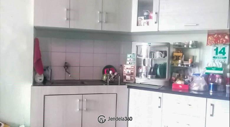 kitchen Graha Cempaka Apartment Apartment