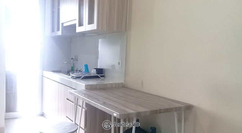 kitchen Apartemen Green Bay Pluit Apartment