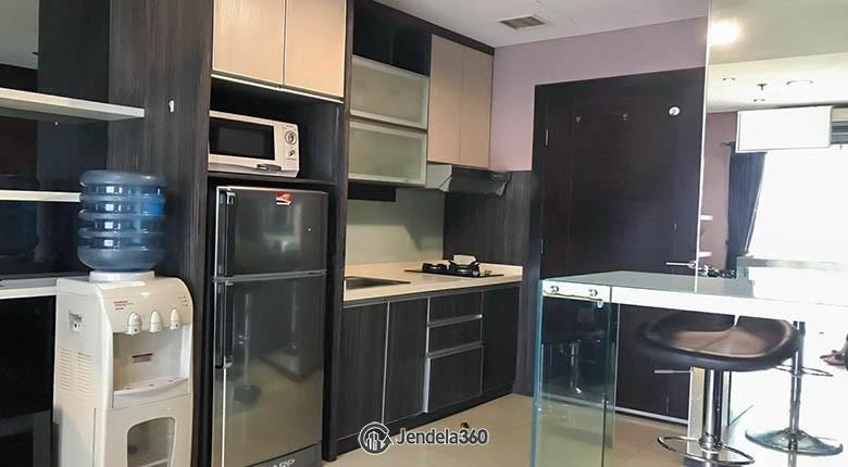kitchen Thamrin Residence Apartment Apartment