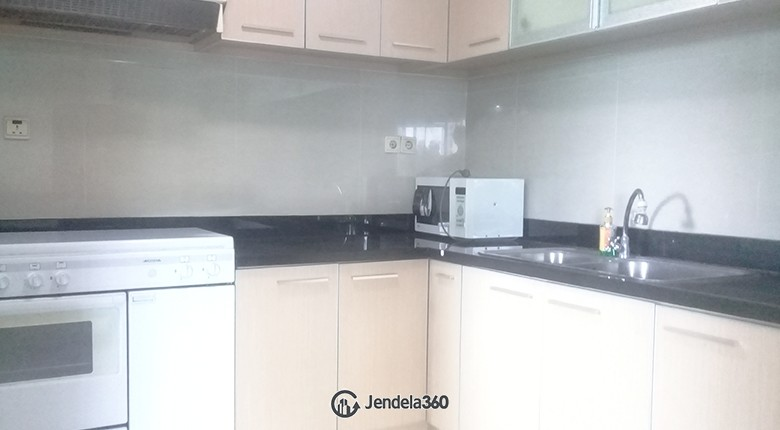 kitchen Sudirman Tower Condominium (Aryaduta Suites Semanggi)