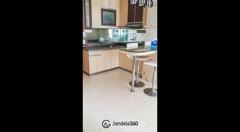 kitchen Apartemen Salemba Residence