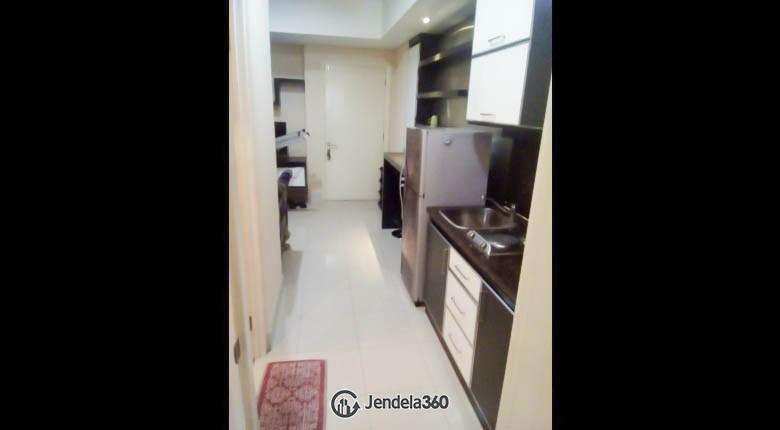 kitchen Cosmo Terrace - Thamrin City Apartment