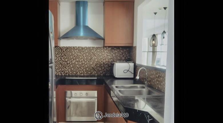 Kitchen Essence Darmawangsa Apartment