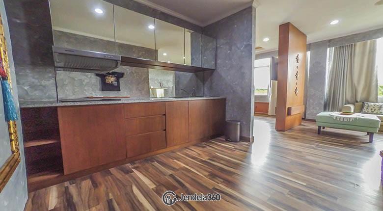 Kitchen Senayan Apartment Apartment