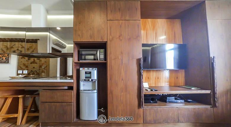 kitchen Senayan Apartment