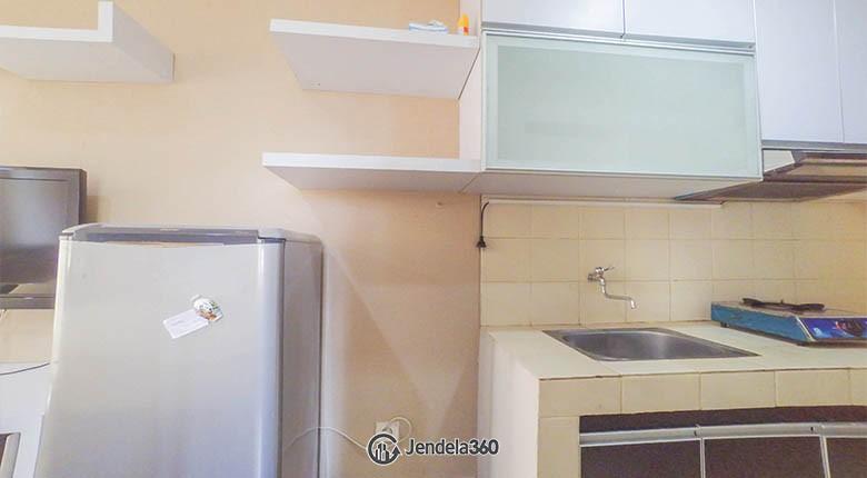 kitchen Apartemen Belmont Residence