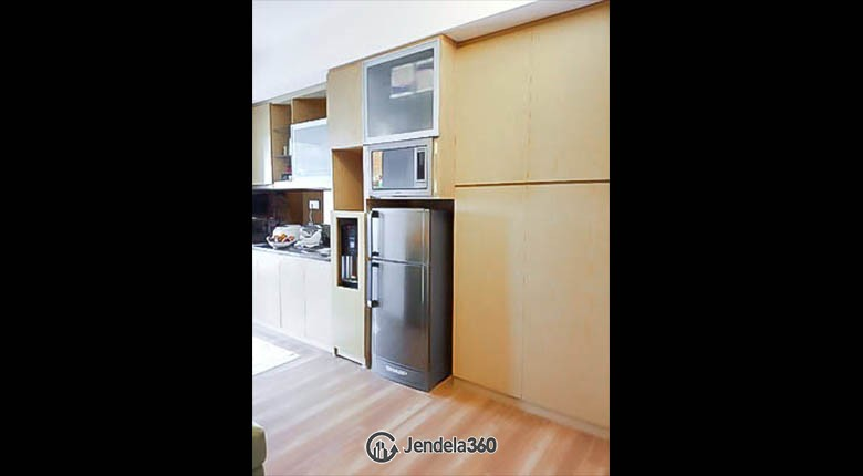 kitchen Cosmo Terrace - Thamrin City Apartment