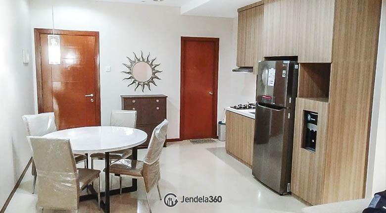 kitchen Thamrin Residence Apartment
