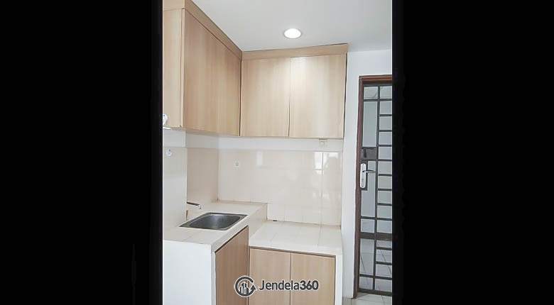 kitchen Apartemen City Park Apartment