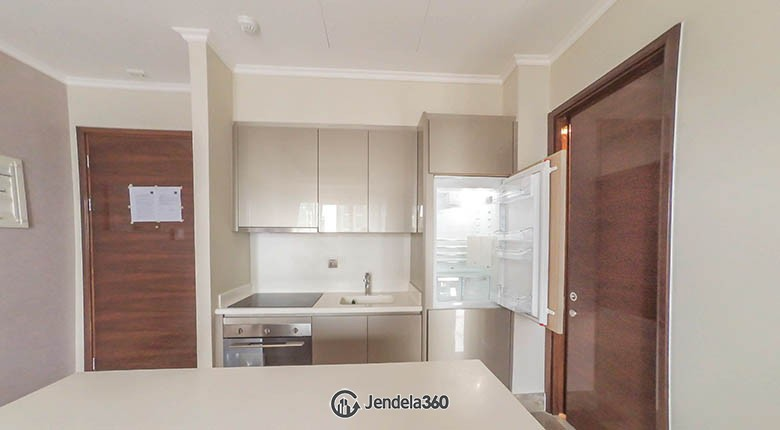 Kitchen Apartemen District 8