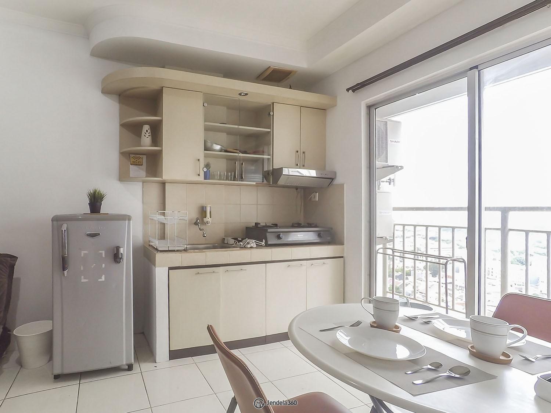 Kitchen Mediterania Garden Residence 2 Apartment