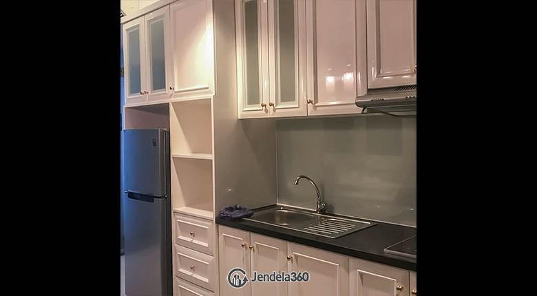 kitchen Apartemen Casa Grande Apartment