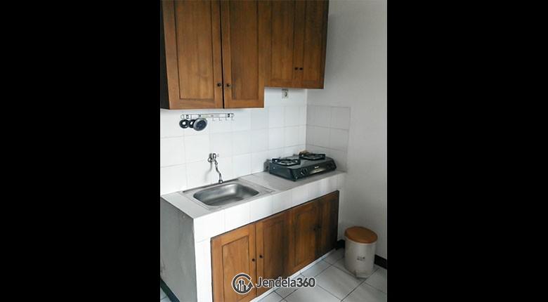 kitchen Apartemen Sentra Timur Residence
