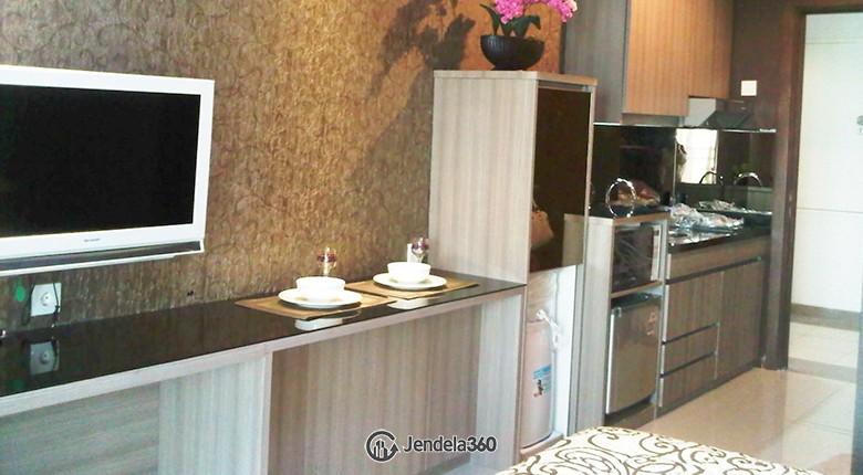 kitchen Thamrin Executive Residence Apartment