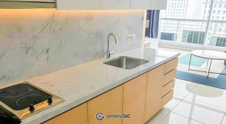 kitchen Apartemen City Lofts Apartment