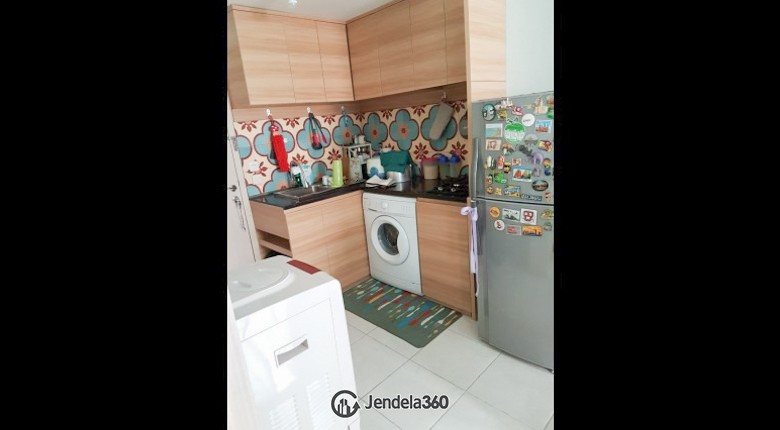 kitchen Apartemen Grand Centerpoint Apartment