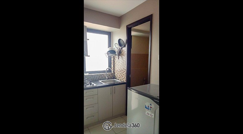 kitchen Apartemen Kebagusan City Apartment