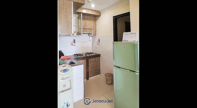 kitchen CBD Pluit Apartment