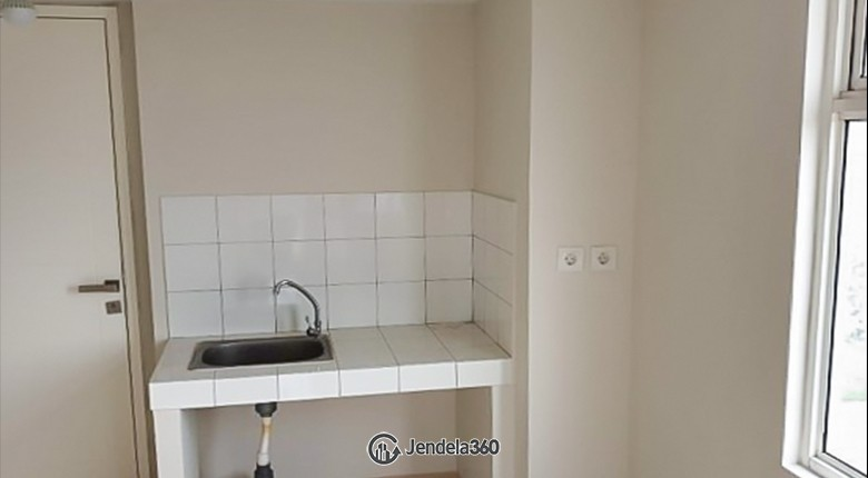 kitchen Apartemen The Springlake Summarecon