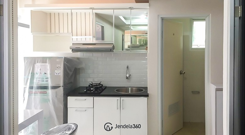 kitchen Apartemen Pancoran Riverside Apartment