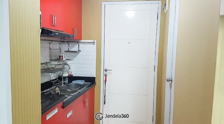 kitchen Bintaro Plaza Residence