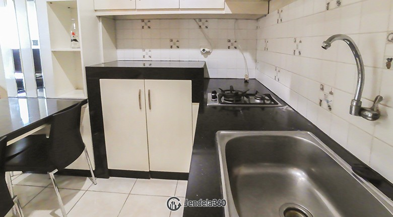 kitchen Apartemen MOI City Home