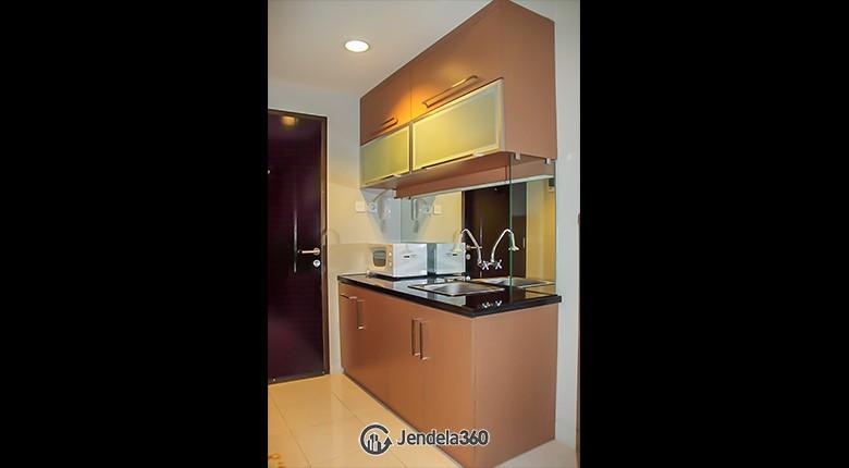kitchen Apartemen Taman Sari Sudirman