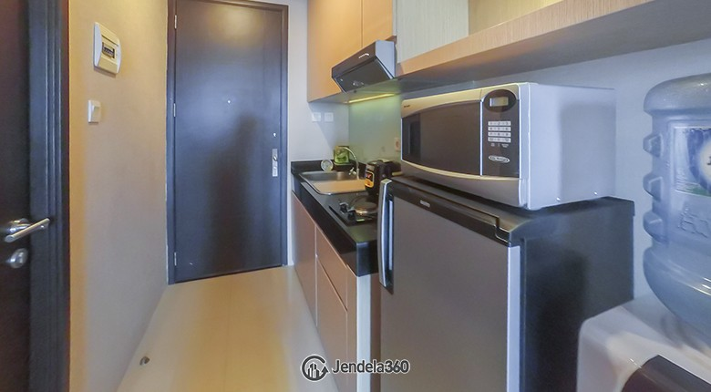 kitchen GP Plaza Apartment
