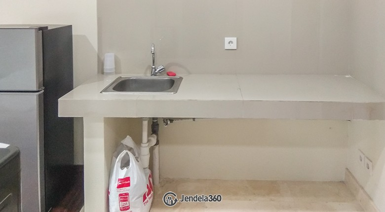 Kitchen Apartemen Puri Orchard Apartment