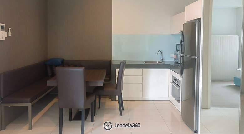 Kitchen 1 Park Residences
