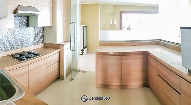 Kitchen Apartemen Ancol Mansion Apartment