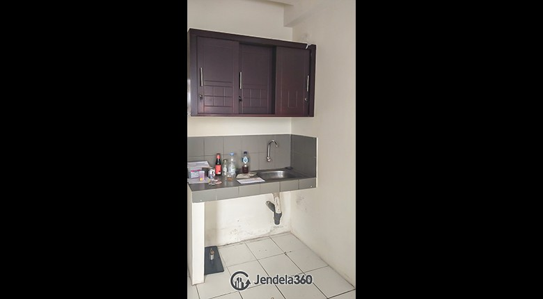 Kitchen Apartemen Menteng Square Apartment