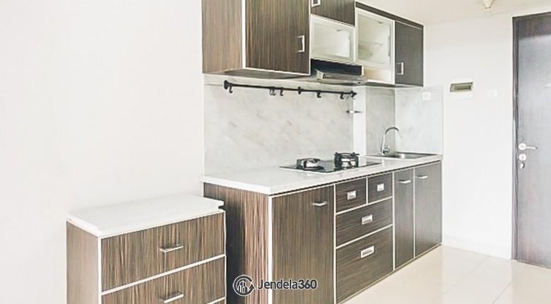 Kitchen Apartemen Serpong Green View Apartment
