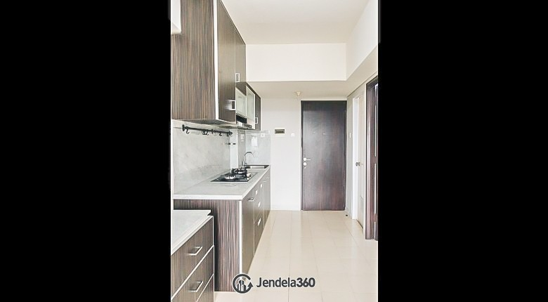 Kitchen Serpong Green View Apartment Apartment