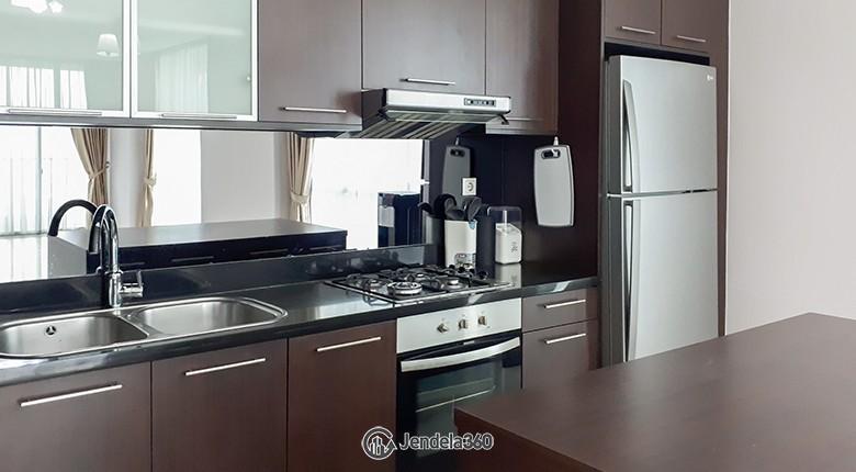 Kitchen Kemang Village Apartment