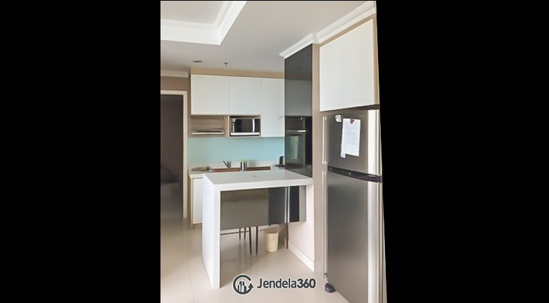 Kitchen Apartemen Kuningan Place Apartment