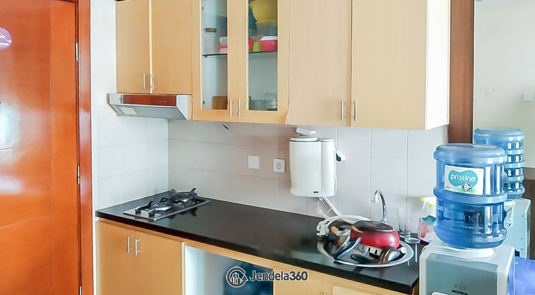 Kitchen Apartemen Thamrin Residence Apartment