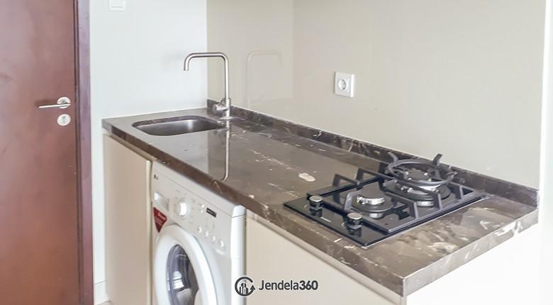 Kitchen Apartemen Puri Mansion